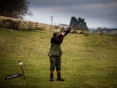 Hasfield Shoot, Gloucestershire 25th January 2017